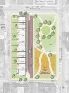 Overall Site Plan_Ingersoll Commons & Park